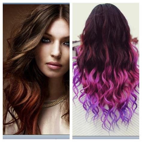 Ombre Hair Trend On 3 Designs By Julie Lange