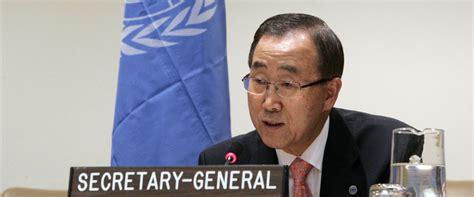 du secretaire general journ 233 e internationale de la paix message du secr 233 taire g 233 n 233 ral minusca