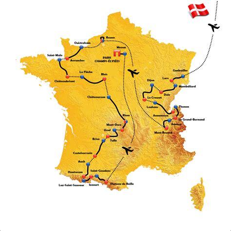Tour de france 2021 bliver den 108. Arrivée au Creusot Tour de France 2021 - Ecuisses Vélo ...