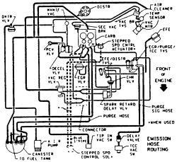 Ac Wiring Diagram 97 Dodge Ram Up by Image Result For 97 Dodge Ram 1500 Vacuum Diagram