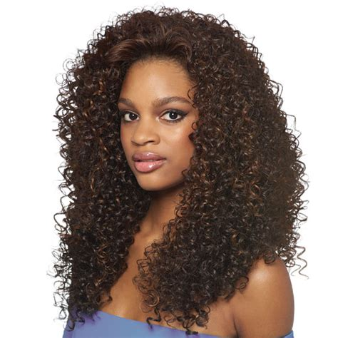 outre synthetic  wig quick weave batik dominican curly