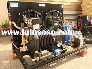K U00fchlhaus Motor  Dwm Copeland Compressor