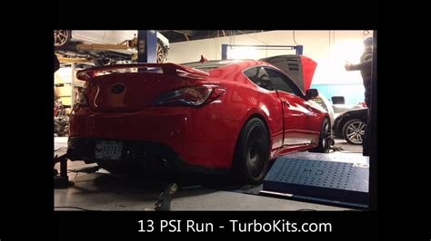Turbokits.com 2011 6mt Hyundai Genesis Coupe 3.8 V6 Turbo