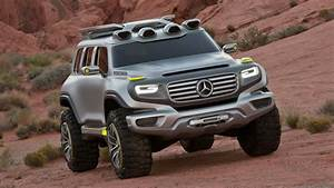 Meilleur 4x4 2016 : revealed mercedes ener g force top gear ~ Maxctalentgroup.com Avis de Voitures