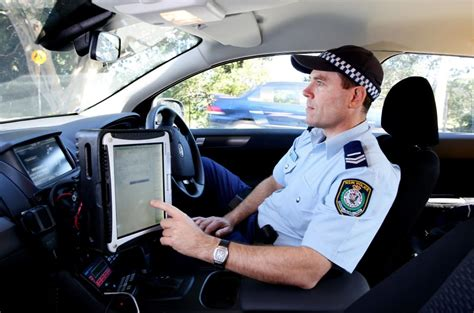 police cars  nsw   smarter car news carsguide