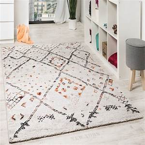 Teppich Maritime Motive : designer teppich modern nomaden teppich in karo motiv meliert creme orange restposten ~ Sanjose-hotels-ca.com Haus und Dekorationen