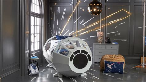 star wars home decor takes  builder magazine
