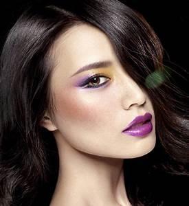 18 best Purple Lips images on Pinterest