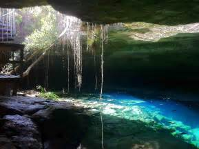Bahamas Lucayan National Park Cave Tour