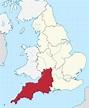South West England - Wikipedia
