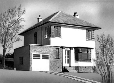 1000+ Images About 1930s Houses On Pinterest