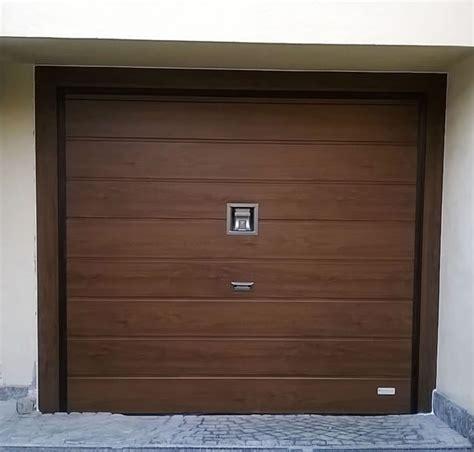 porta sezionale garage delta overlap porta sezionale centro service