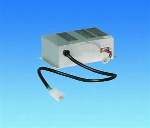 P116 Powerpart 12volt Power Supply Unit Caravan Battery