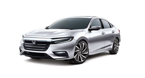 Honda Car : 2019 Honda Insight Prototype Detailed, Gets Over 50mpg