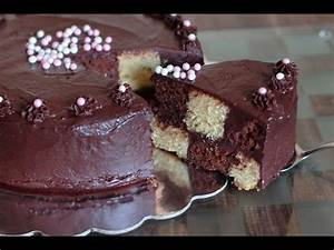 Faire Un Gateau D Anniversaire : comment faire un g teau damier checkerboard cake recipe youtube ~ Carolinahurricanesstore.com Idées de Décoration