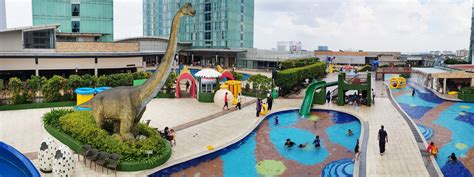 Dinosaur Alive Water Theme Park @ Ksl Hotel & Resort Johor