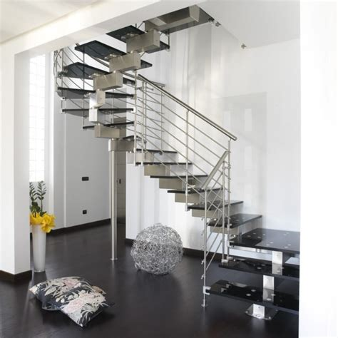 inexpensive bathroom remodel ideas stainless steel horizontal stair railings contemporary staircase miami by