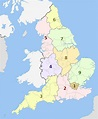 Regions of England - Simple English Wikipedia, the free ...