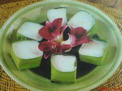 Kue talam pandan biasanya terdiri dari 2 lapisan yaitu lapisan hijau (pandan) dan lapisan putih (air santan). Resep Kue Talam Pandan   Resep kue, Kue, Resep