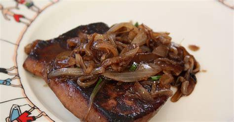 cuisinez corse recette du foie de veau à la vénitienne ma p 39 tite cuisine