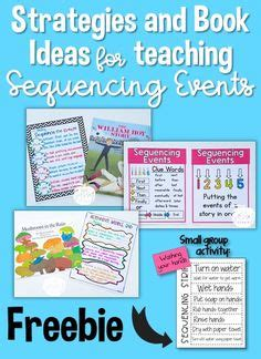 sequencing  images sequencing worksheets