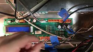 Circuit Board Replacement Instructions