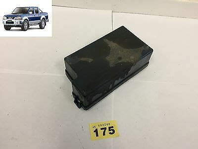 Nissan Fuse Box Cover by Buy Nissan D22 Fuses And Fuse Boxes For Sale Nissan All