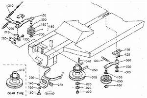 Tension Pulley Diagram  U0026 Parts List For Model T1400h