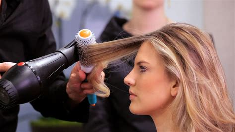 how to style your hair with dryer 7 drying tips hairstyles