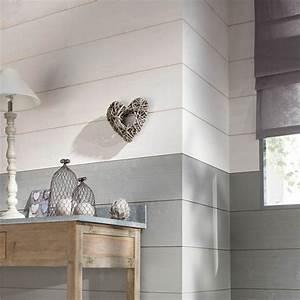 Lambris Peint En Blanc : 17 meilleures id es propos de lambris sur pinterest ~ Dailycaller-alerts.com Idées de Décoration