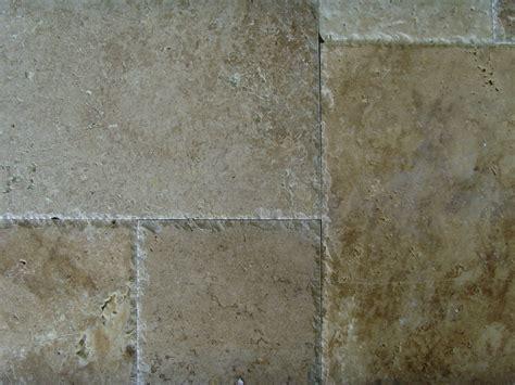 travertine edging la pedrera natural stones chiseled edge french pattern noce travertine