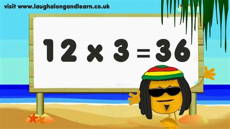 3 Times Tables  Have Fun Learning! Youtube