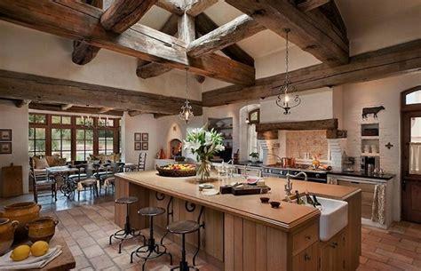 cuisine de ferme moderne 25 idées créatives