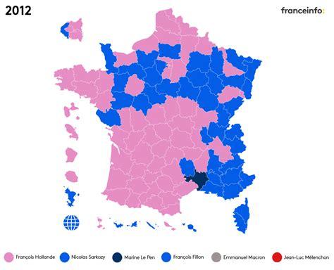 Carte De Des Elections 2017 Le Monde by Avant Apres Pr 233 Sidentielle D 233 Couvrez L 233 Volution Du