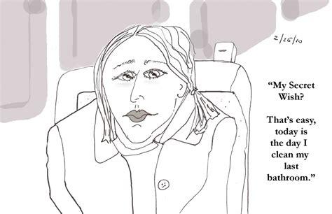 Gregg Fraley, Creativity & Innovation  Secret Wish Cartoon #4