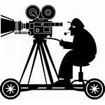 Camera Projector Cartoon Film Cinema Clipart Transparent