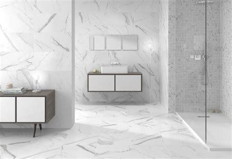 marble mosaic floor tile installation calacatta floor tile marble look but porcelain durability