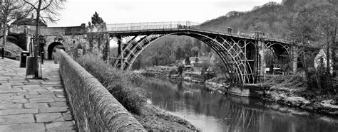 The Iron Bridge - Designing Buildings Wiki
