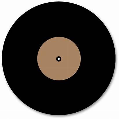 Vinyl Record Clipart Solid Clker Clip Cliparts