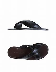 Dolce & gabbana Sandals in Brown for Men | Lyst