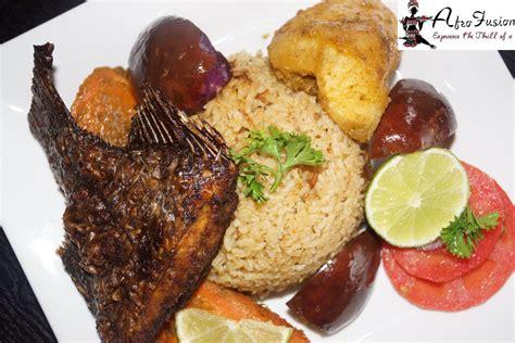Senegalese Thieboudienne Rice Recipe
