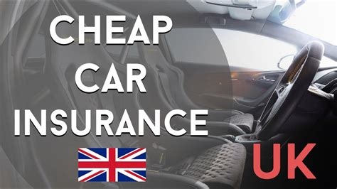 How To Get Cheap Car Insurance In The Uk 2017