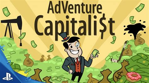 adventure capitalist gameplay trailer ps youtube