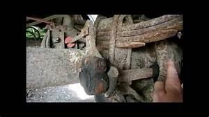 Class 1 Manual Brake Adjust