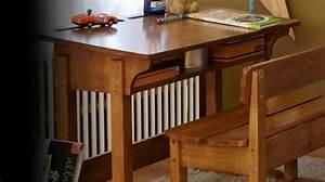 Bureau Enfant En Bois : d kids les bureaux en bois ~ Teatrodelosmanantiales.com Idées de Décoration