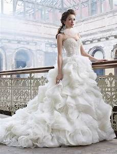 Top 10 ideas for your dream wedding dress top inspired for Dream wedding dress