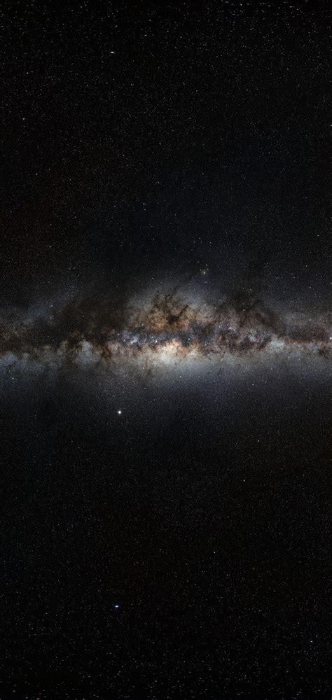 galaxy view wallpaper