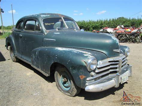 1948 Chevrolet Fleetmaster Coupe 2 Door Cool American Easy