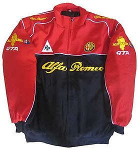 alfa romeo jacke alfa romeo clothing great range of jackets and shirts