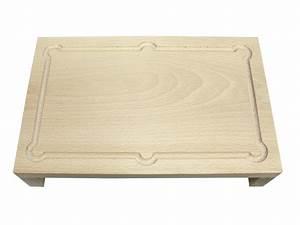 Decoupe Bois En Ligne : planche d coupe sur pieds petit bois brut fabriquant ~ Dailycaller-alerts.com Idées de Décoration